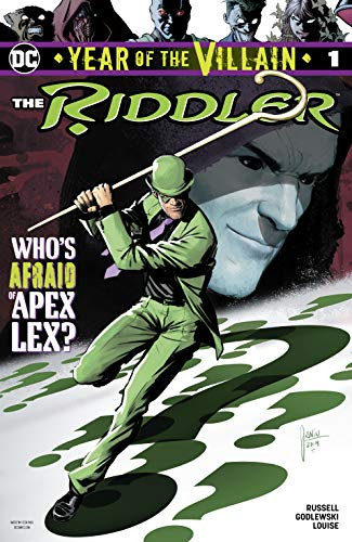 Riddler: Year of the Villain (2019-) #1 (DC's Year of the Villain (2019-)) (English Edition)