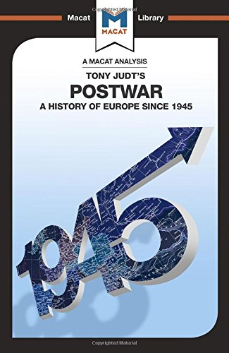 Postwar: A History of Europe Since 1945 (The Macat Library)