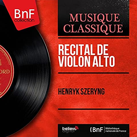 Étude en octaves (Arr. for Viola and Piano)