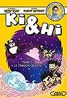 Ki & Hi, tome 5 : Le dragon céleste par Tran