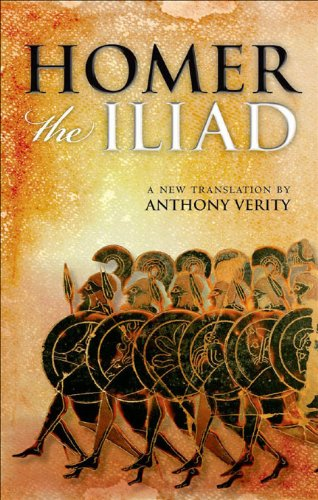 The Iliad: (OWC Hardback) (Oxford World's Classics Hardback Collection)