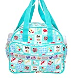 Gurukripa New Born Baby Multypurpose Mother Bag With Holder Diapper Changing Multi Comprtment For Baby Care And Maternity Handbag Messenger Bag Diaper Nappy Mama Shoulder Bag Diaper Bag For Baby Multipurpose Waterproof Mother Bag Diaper Bag (Green)