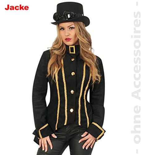 Kostüm Scarletta - Scarletta, Jacke Größe 42