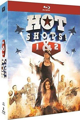 Coffret hot shots ! : hot shots ! ; hot shots ! 2 [Edizione: Francia]