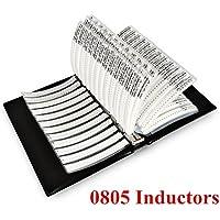 onesky-uk [0805] Induktor (1nh-100uf) sortiert Ordner 47Wert SMD Chip Probe Buch [2350PCS]