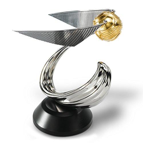 Der Goldene Schnatz Aufsteller - Quidditchball mit silbernen Flügeln aus Harry ()