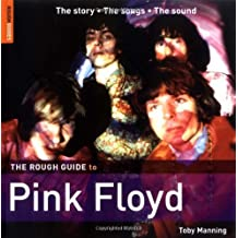 By Toby Manning The Rough Guide to Pink Floyd (Rough Guide Music Guides) (1st Edition) [Paperback]