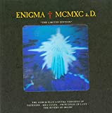 M C M X C a. D. (Iimited eds.) The regular Album PLUS 4 EXTRA versions of Sadness. Meaculpa, Princibles Of Lust & Rivers Of Believe