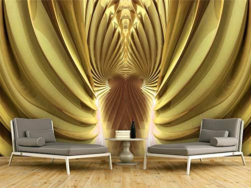 Gewohnheit Irgendeine Größe Dreamy Schöne 3D Modellierung Hintergrund Wandaufkleber Dekoration Malerei Wohnkultur Tapete Wandbild (Modellierung Dvd)