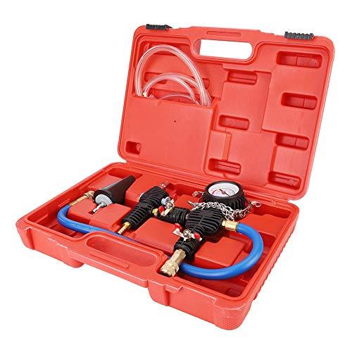 Kit sistema di raffreddamento, Akozon serbatoio acqua auto Raffreddamento Antigelo Sostituzione kit di riparazione strumento di ricarica liquido refrigerant