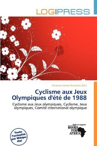 Cyclisme Aux Jeux Olympiques D' T de 1988