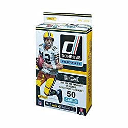 Contenders 2016 Panini Donruss Football 50 Card Hanger Box, Factory Sealed