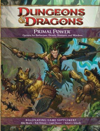 Primal Power (Dungeons & Dragons)