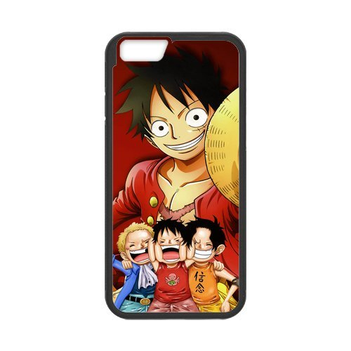 One Piece design Durable PC and TPU pour Apple iPhone 6Coque etui