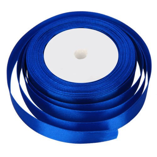 25-metres-x-10mm-of-satin-ribbon-for-wedding-favour-craft-gift-wrap-christmas-royal-blue