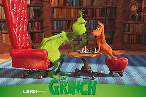 Der Grinch (+ Blu-ray 2D)