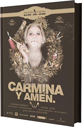 Preisvergleich Produktbild Carmina Y Amén - Edición Pata Negra (Dvd + Bd