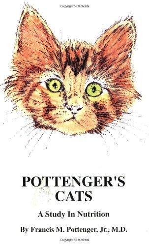 Pottenger's Cats: A Study in Nutrition by Francis Marion Pottenger Jr. (1995) Paperback par Francis Marion Pottenger Jr.