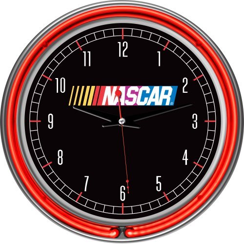 nascar-chrome-double-ring-neon-clock-14-by-trademark-gameroom