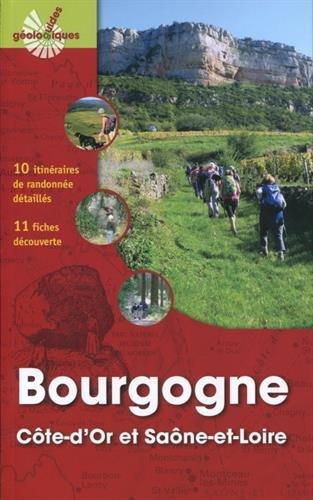 Bourgogne: Côte-d'Or et Saône-et-Loire.