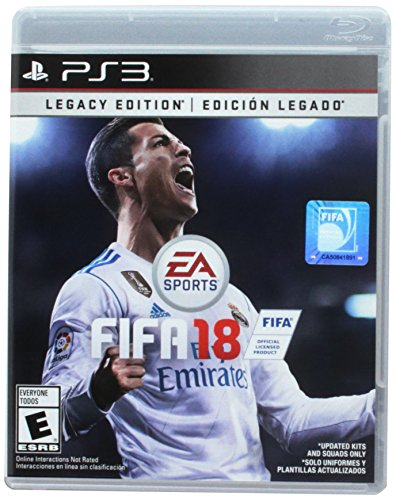 EA Sports FIFA 18 Legacy Edition (PS3)