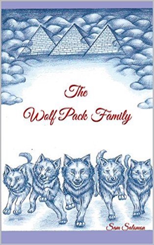 Wolf Robe (The Wolf Pack Family: The Man in the White Robe (English Edition))