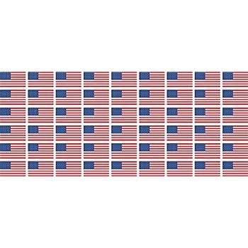 Israel Mini Aufkleber Set 50x31mm Pack glatt Fahne 12 Stück Modellbau