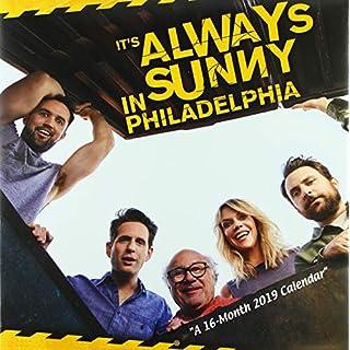It's Always Sunny in Philadelphia 2019 Calendar