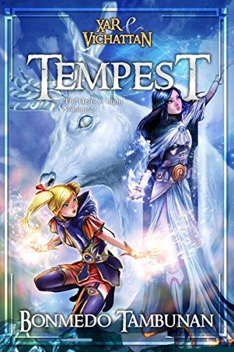 Xar & Vichattan - Tempest (The Heirs to Light Series Vol. 2) (English Edition)