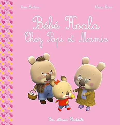 Bébé Koala - Chez Papi et