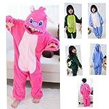 iLoveSIA Kinder Unisex Schlafanzug-Einteiler Jumpsuit multi-Tier design