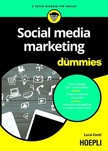 scaricare ebook gratis Social media marketing For Dummies PDF Epub