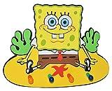 Die besten SpongeBob Wecker - Unbekannt 3-D Kindergarderobe - Spongebob Schwammkopf - mit Bewertungen