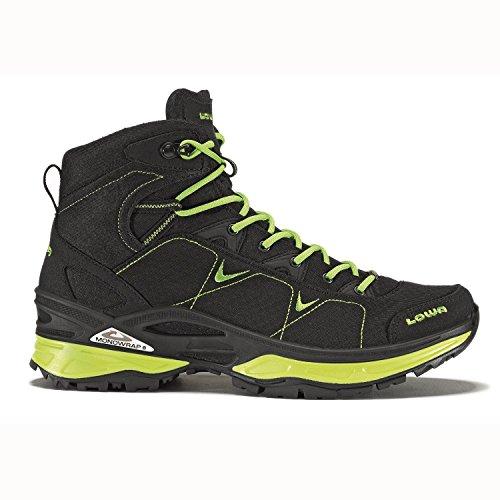 Lowa Ferrox Gtx Mid, Chaussures de Randonnée Homme Noir - Noir