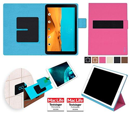 reboon Hülle für LG G Pad II 10.1 Tasche Cover Case Bumper | in Pink | Testsieger