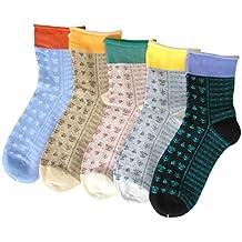 Señoras calcetines maternidad sin costuras generoso manguito ancho