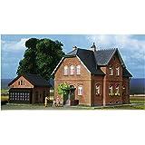 Kibri - Edificio para modelismo ferroviario H0 escala 1:87 (Kibri 38192)