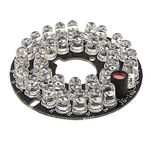 Pi Platte (Sourcingmap® Infrarot IR 36 Led Beleuchtung Brett Platte für CCTV CCD Sicherheitskamera DE de)