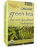 Imperial Organic Tea, Decaf Green Tea, 18 Tea Bags (Pack of 4)