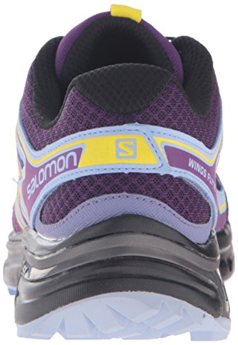 Salomon Wings Flyte 2 - Chaussures de running - violet 2016 Violet