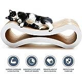 PetFusion Ultimate Cat Kratzbaum LOUNGE [Superior Karton und Bau, deutlich zufolge überdauert Billigere Alternativen]