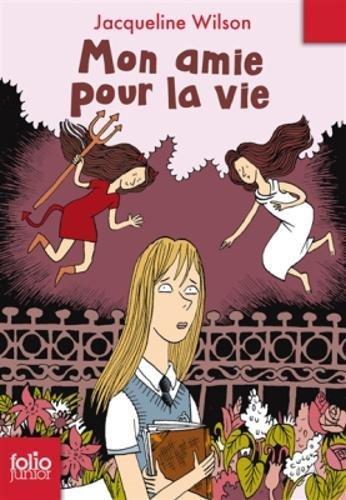 Book's Cover of Mon amie pour la vie
