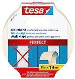 tesa Malerband PERFECT für scharfe Farbkanten, 50m x 19mm