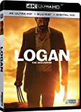 logan - the wolverine (blu-ray 4k ultra hd+blu-ray) BluRay Italian Import