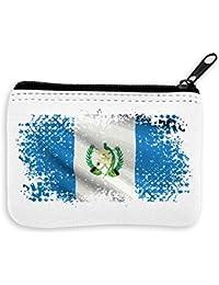 Guatemala Central America Country Series Nationality Flag Nice To Monedero de la Cremallera de la Moneda
