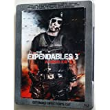 The Expendables 3 - A Man's Job (Extended Director's Cut) Limited Lenticular Steelbook