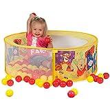 John 72036 - Pop Up Ball-Pool Winnie the Pooh mit 30 Pe-Bällen