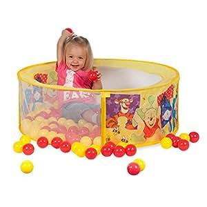 """Disney - 72036 - Piscine """"Pop-Up"""" À Balles Winnie L'ourson -"""