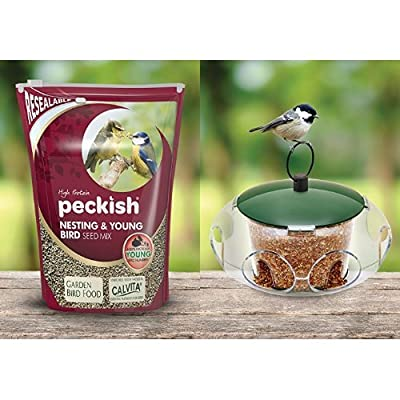 Peckish Nesting and Young Bird Seed Mix for Wild Birds