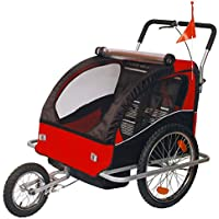 Remolque de bici para niños con kit de footing, ...